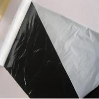 Agricultural film black and white mulch film Manufactures