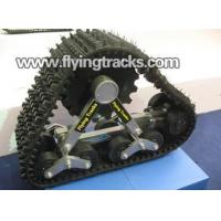 Pickup rubber track system
