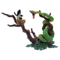 Buy cheap Animal Diorama Emerald Tree Boa 4D Puzzle from wholesalers