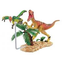 Buy cheap Dino Diorama Hungry Raptor 4D Puzzle from wholesalers
