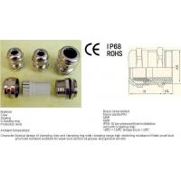 Explosion-proof cable gland-- Metric