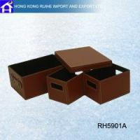 Wholesale 3pcs Promotion Storage Cases from china suppliers