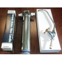 Buy cheap 1 Stage Doulton Ceramic Water Purifier(with stainless steel housin from wholesalers