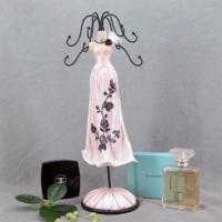 Buy cheap 820221 Resin lady with skirt jewelry holder from wholesalers