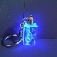 Wholesale 3D Laser Crystal Keychains (ARTN09) from china suppliers