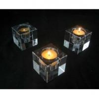 Buy cheap Crystal Candleholder (ART-H031) from wholesalers