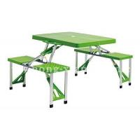Buy cheap Plastic Folding Picnic Table HXPT-8821-L from wholesalers