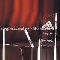 Wholesale Optic Crystal Metropolitan Awards from china suppliers
