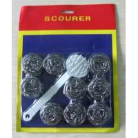 Wholesale A6115D s/10 wire scourer with handle stocks from china suppliers