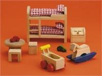 Dollhouses and Doll Furniture Manufactures