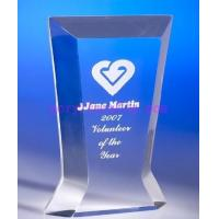 Wholesale acrylic trophy from china suppliers