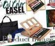 Buy cheap Oil Color Easel Art Set with Easy to Store Bag by Royal & Langnickel from wholesalers