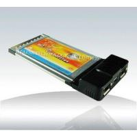 Buy cheap CardBus IEEE1394A Adapter(3 Ports) from wholesalers