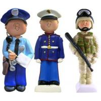 Buy cheap Military Christmas Ornaments US Marine Ornament from wholesalers
