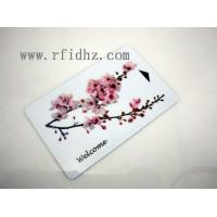 Buy cheap HF 13.56MHZ hotel room card,hotel room key from wholesalers