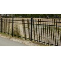 Buy cheap EFS-10 Elite Ornamental Aluminum Fence from wholesalers
