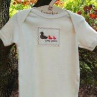 Buy cheap Tres Patos (Three Little Ducks) - Organic Cotton Onesie or Tee from wholesalers