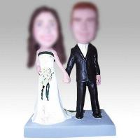 Wholesale Wedding Bobblehead 2-1 from china suppliers