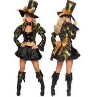 Buy cheap Black long sleeved pirate Costumes #11813-69887 from wholesalers
