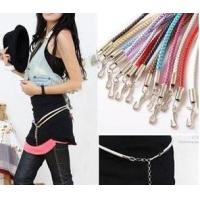 Wild candy-color belt waist chain Manufactures