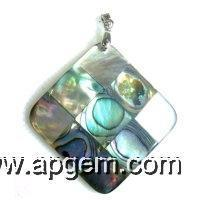Wholesale Pendent (shell) from china suppliers