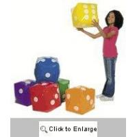 Buy cheap Buy Inflatable Dice Bunco Decorations - Blow Up Dice from wholesalers