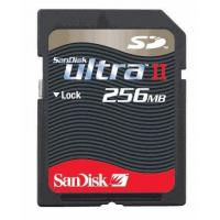 Buy cheap Sandisk 256MB 60X Secure Digital ULTRA II SD Card from wholesalers