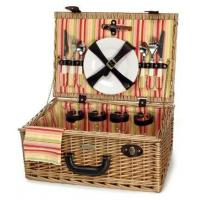 Buy cheap Willow Picnic Basket from Picnic and BeyondItem #: 38912 from wholesalers