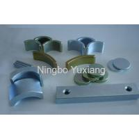 Buy cheap Oem sintered ndfeb strong permanent magnet from wholesalers