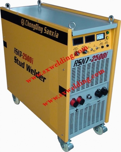 Quality ChongQing SanXia Welding Machine Factory CE Approval Stud Welding Machine 2500i for sale