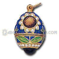 Buy cheap Faberge Egg Pendants from wholesalers