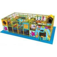 Buy cheap 4mm Thick Polyethylene Plastic Indoor Child Playground Equipments A-09002 from wholesalers