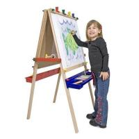 Buy cheap Deluxe Wooden Standing Art Easel[MD1282] from wholesalers