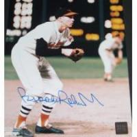 Buy cheap Brooks Robinson Autographed Baltimore Orioles 8x10 Photo ~ 1983 Hall of Fame ~ 1970 World Series MVP from wholesalers
