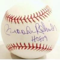 Buy cheap Brooks Robinson Signed MLB Ball w/HOF'83 from wholesalers