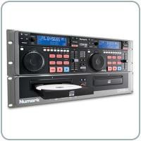 Buy cheap DJ Mixers & DJ Equipment Numark CDN88 MP3 Professional Dual CD/MP3 Player from wholesalers