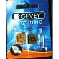 China iPhone 4S Unlock Gevey SIM Card Newest Version on sale