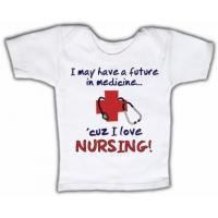 Wholesale Funny Baby Tees, Short Sleeve from china suppliers