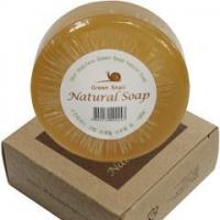 green snail natural soap Manufactures