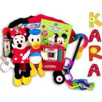 Buy cheap Disney Minnie Mouse Clubhouse Baby Gift Basket - Personalized from wholesalers