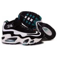 Buy cheap Nike Air Ken Griffey Max 1 Black Varsity Red from wholesalers