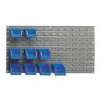 Buy cheap AKRO-MILS Wall-Mount Louvered Bin Panel from wholesalers