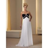 Buy cheap Sexy Empire Waist Sweetheart Chiffon Mother of Bride Dress with Beading from wholesalers