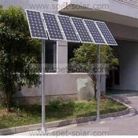 Buy cheap Solar Power Supply Natural Gas Station from wholesalers
