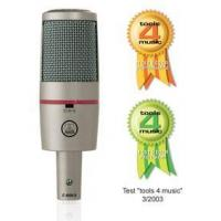 Buy cheap AKG C4000B Dual Diaphram Condenser Microphone from wholesalers