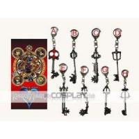 Buy cheap 8 The Final Fantasy Weapon Key Chains--Black--Send Single One Randomly from wholesalers
