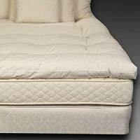 Buy cheap Organic Wool Mattress Pads from wholesalers