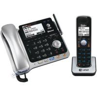 Buy cheap AT&T TL86109 DECT 6.0 2-line Corded/Cordless Phone w/Bluetooth from wholesalers