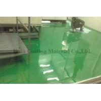 Buy cheap Epoxy Resin Self-leveling Flat Flooring from wholesalers