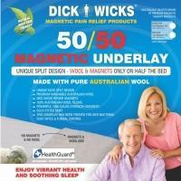 Wholesale DICK WICKS 50/50 PREMIUM WOOL UNDERLAY from china suppliers